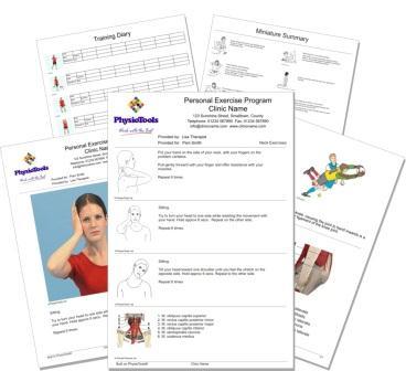 Physiotools software per creare schede esercizi acm for Programma creare casa