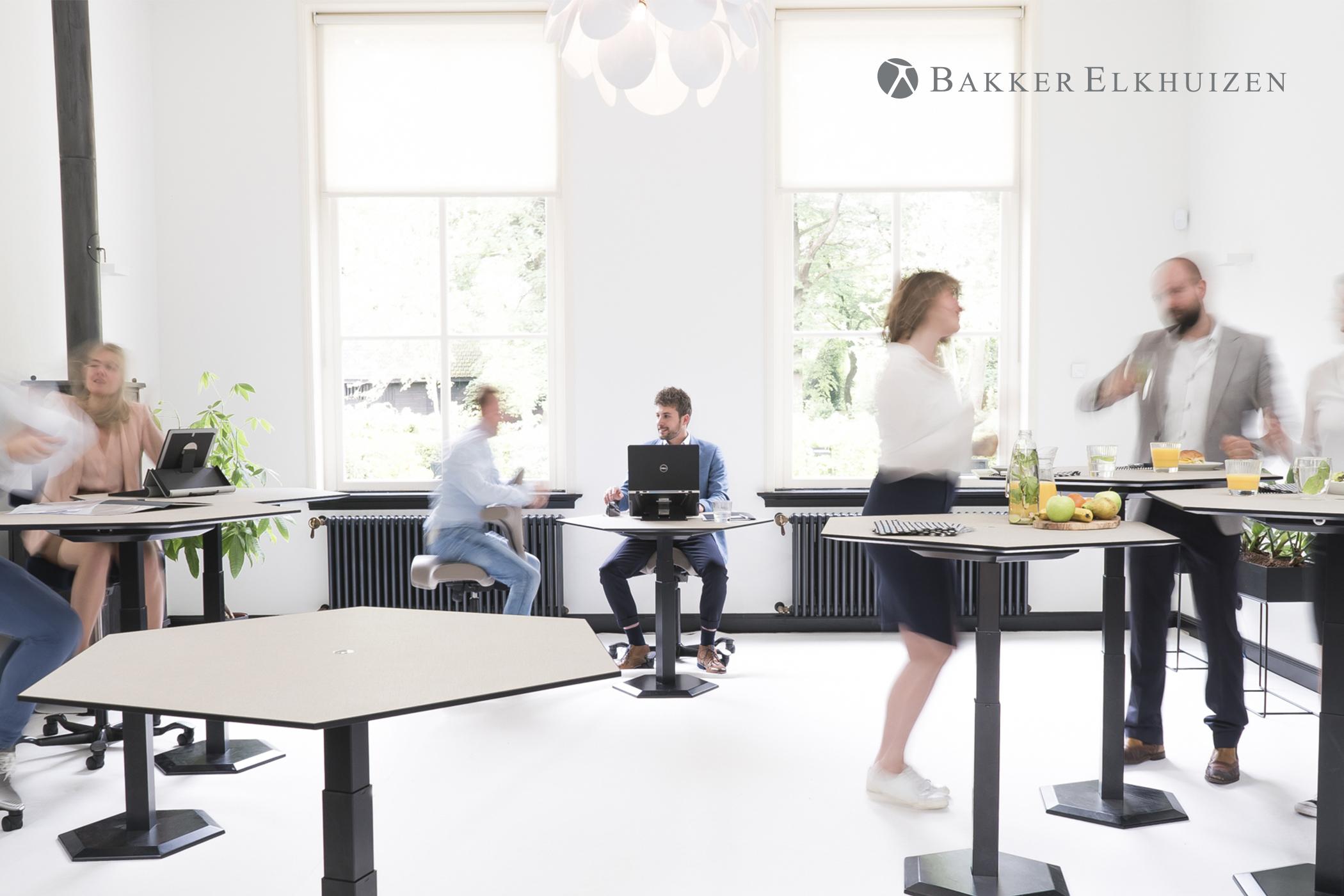 Altezza Banco Di Lavoro Ergonomia : Bakker elkhuizen soluzioni ergonomiche al computer acm